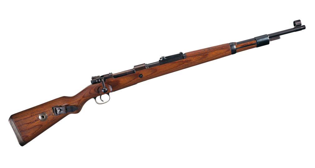 Armi ad uso scenico Mauser-k98 Giacomelli&Aguzzi SNC